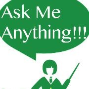 Ask Me Anything!!!/海外版「なんか質問ある?」