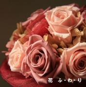 ウェディングブーケ&花冠 花 ふ・わ・り