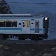 鉄道&交通写真館〜行きも帰りも向かい風〜 鉄道バス部