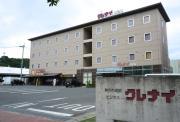 熊本市場前クレナイホテル
