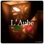 Candle Studio L'Aube/45ch*