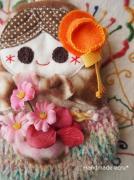 Handmade ecru*