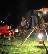 キャンプだよ