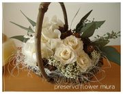 プリザーブドフラワーミュウラ 花のある暮らし