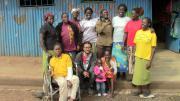 世界の貧困を伝える旅