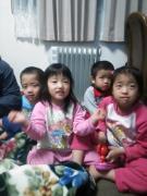 長女&三つ子がいるクリーニング屋