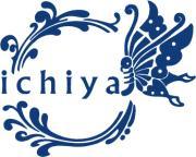 うさぎと花のアクセサリーichiya