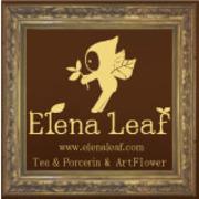 ElenaLeaf紅茶店 紅茶&ポーセラーツ教室
