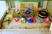 花好きが作る布花アクセサリー