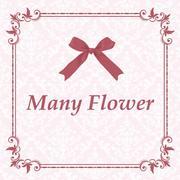 岐阜・関 プリザーブド Many Flower