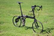 Bikefriday@net|ポケロケプロとドッペルのカスタム