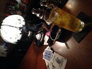 薫と酒と今宵の月
