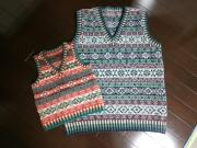 育児と仕事と編み物
