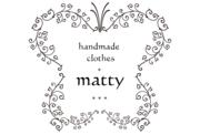 matty ハンドメイドclothes