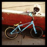 RIDE ON BMX KIDS RIDER EITO