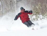 夏でもスキーを想う