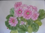 ひろ子の絵画絵手紙