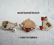 自然のかけら堂 焼き絵と木製アクセサリー紹介ブログ