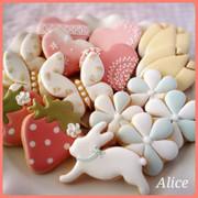 西宮 アイシングクッキー教室 Alice(アリーチェ)
