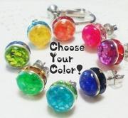 Choose Your Color ! 「色を楽しむ」アクセサリー