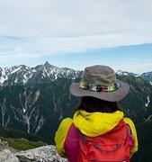 週末、山旅へ。