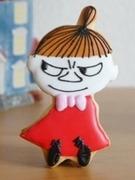 静岡県富士市のアイシングクッキー教室 Little My