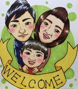 ママ似顔絵師zu*kaのブログ