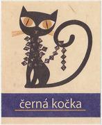 チェコの黒猫カメラ