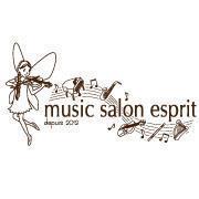 ミュージックサロン エスプリへようこそ