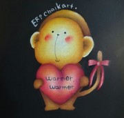 チョークアートの看板屋さん『warmer.warmer』