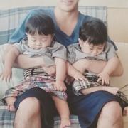 双子ダウンちゃんのママ