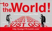 JUST GO!!170cm夫婦の世界一周