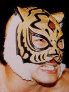 通りすがりの虎仮面