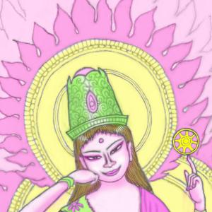 仏教ニョイリン