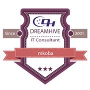 mkobaのお部屋 : DREAMHIVE Staff Blog