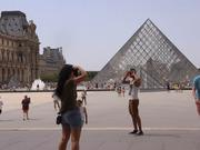 ルーブル美術館とその周辺