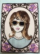 jeunetの刺繍制作記録  ☆ オートクチュ−ル刺繍教室