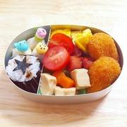 幼稚園のおべんとう