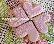 福岡アイシングクッキーmerrybee cookies