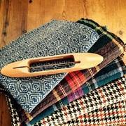 手織りや刺繍の手作り日記