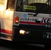 バスを求めて…