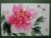 田中千野 風の門墨彩画教室