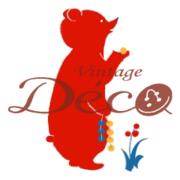 ハンドメイドパーツとかわいい雑貨のお店 ヴィンテージDeco