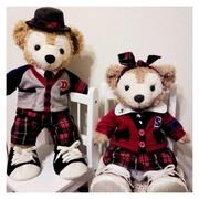 Duffy&MayのTDSお散歩日記