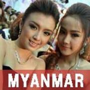 今夜はあの娘と・・・ @ヤンゴンの熱い夜遊び