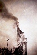 狂える檸檬と聖母像に立て掛けられた銃剣