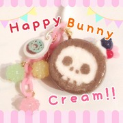 Happy Bunny Cream!!