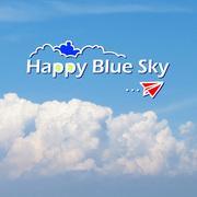 Happy Blue Sky 幸せの青い空