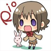 (U・×・)<ブログだよ