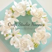 大阪茨木クレイ教室Craft Studio Hanna